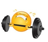 smiley-lifting-weights2